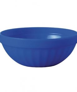 Kristallon Polycarbonate Bowls Blue 102mm