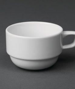 Classic White Porcelain