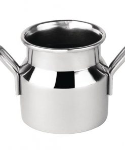 Mini Milk Churn Stainless Steel Small
