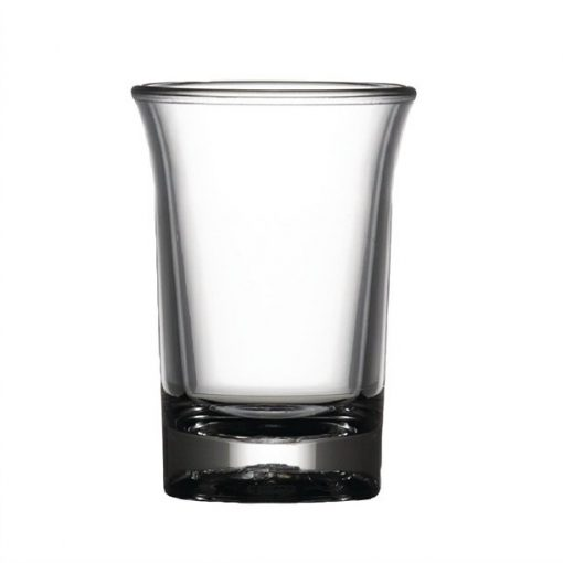 BBP Polycarbonate Elite CE Shot Glass 25ml