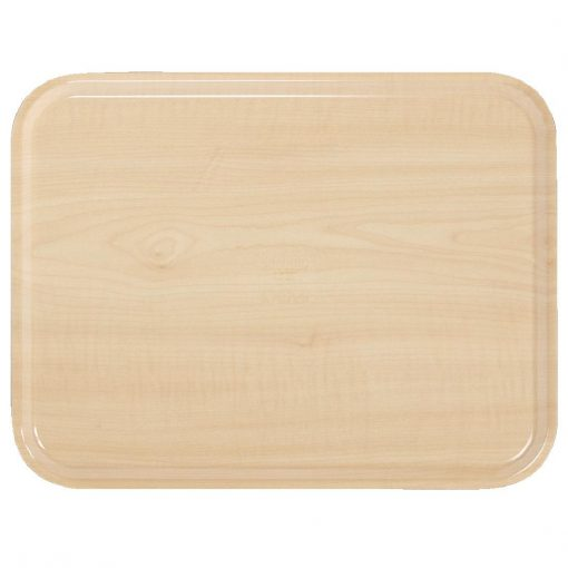 Cambro Cafeteria Tray 13 x 17 in Birch