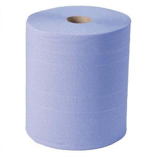 Jantex Blue Maxi Wiper Roll 2ply 2 Pack