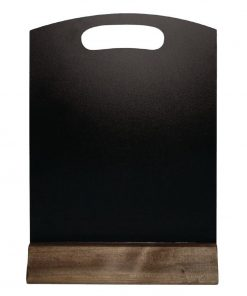 Olympia Wooden Table Top Blackboard 225 x 150mm