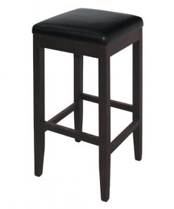 Leather Stools and Cubes
