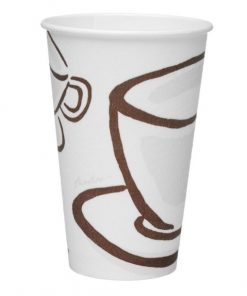Benders Milano Disposable Barrier Hot Cups 16oz