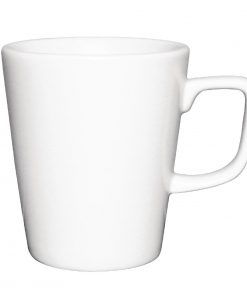 Bulk Buy Pack of 36 Athena Hotelware Latte Mugs 10oz