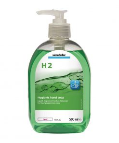 Winterhalter H2 Bactericidal Liquid Hand Soap 500ml (Pack of 6)