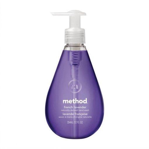 Method Perfumed Liquid Hand Soap Lavender 354ml (6 Pack) (FC921)