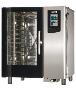 Lincat Visual Cooking Natural Gas Injection Countertop Combi Oven 10 Grid LC110I with Install