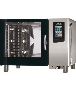 Lincat Visual Cooking Electric Injection Countertop Combi Oven 6 Grid LC206I With Install