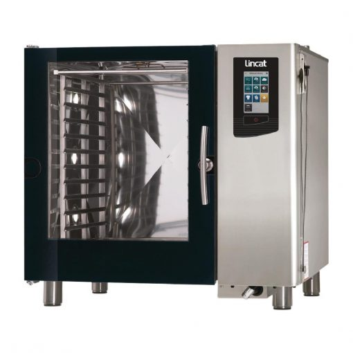 Lincat Visual Cooking Electric Boiler Countertop Combi Oven 10 Grid LC210B With Install