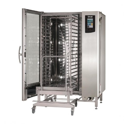 Lincat Visual Cooking Electric Injection Combi Oven 20 Grid LC220I With Install