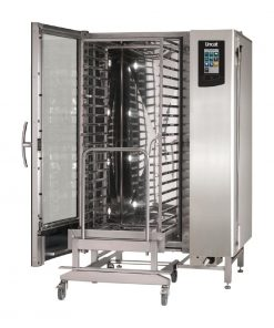 Lincat Visual Cooking Natural Gas Injection Combi Oven 20 Grid LC220I With Install