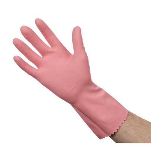 Jantex Household Glove Pink Medium (CD794-M)