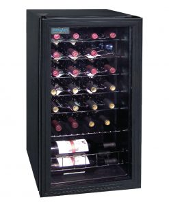 Polar C-Series 28 Bottle Under Counter Wine Fridge (CE203)