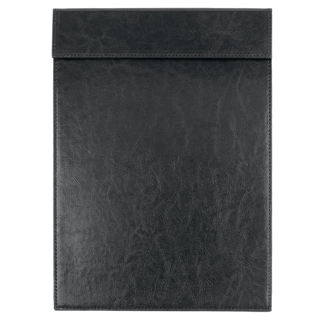 Olympia Leather Effect Magnetic Clipboard A5 (CM489)