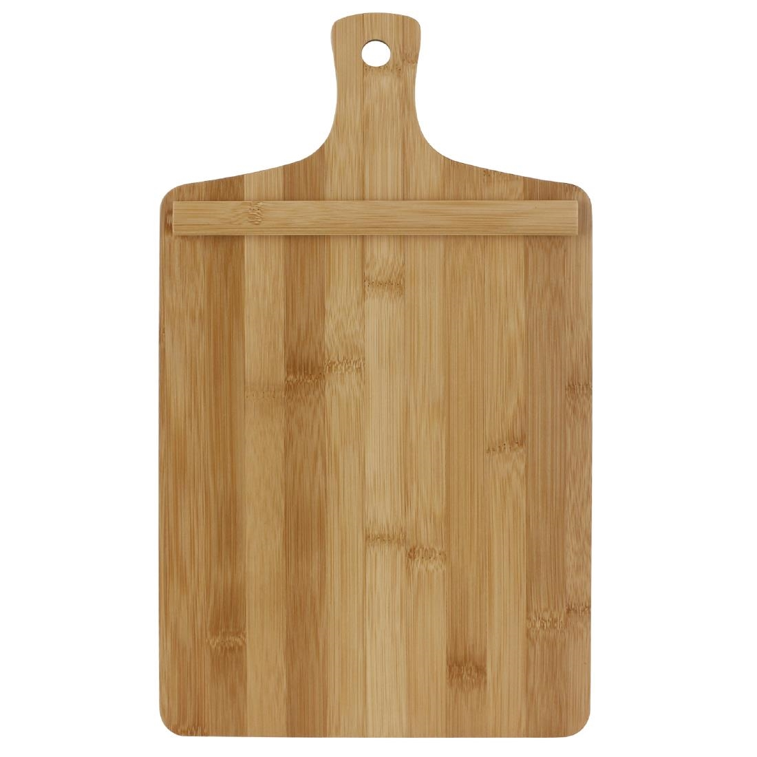 Olympia Bamboo Magnetic Clipboard A4 (CM667)