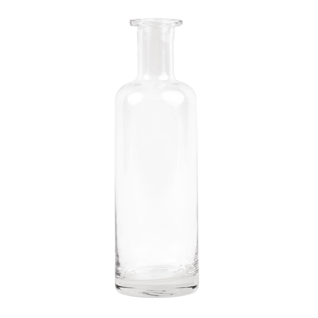 Olympia Classic Glass Water Bottle 725ml (Pack of 6) (CN813)