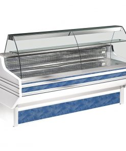 Zoin Jinny Deli Serve Over Counter Chiller 2500mm JY250B (DE822-250)