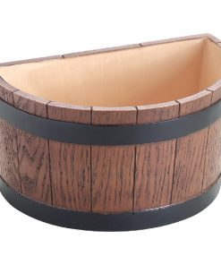 Beaumont Barrel End Wine And Champagne Bucket Half (DL223)