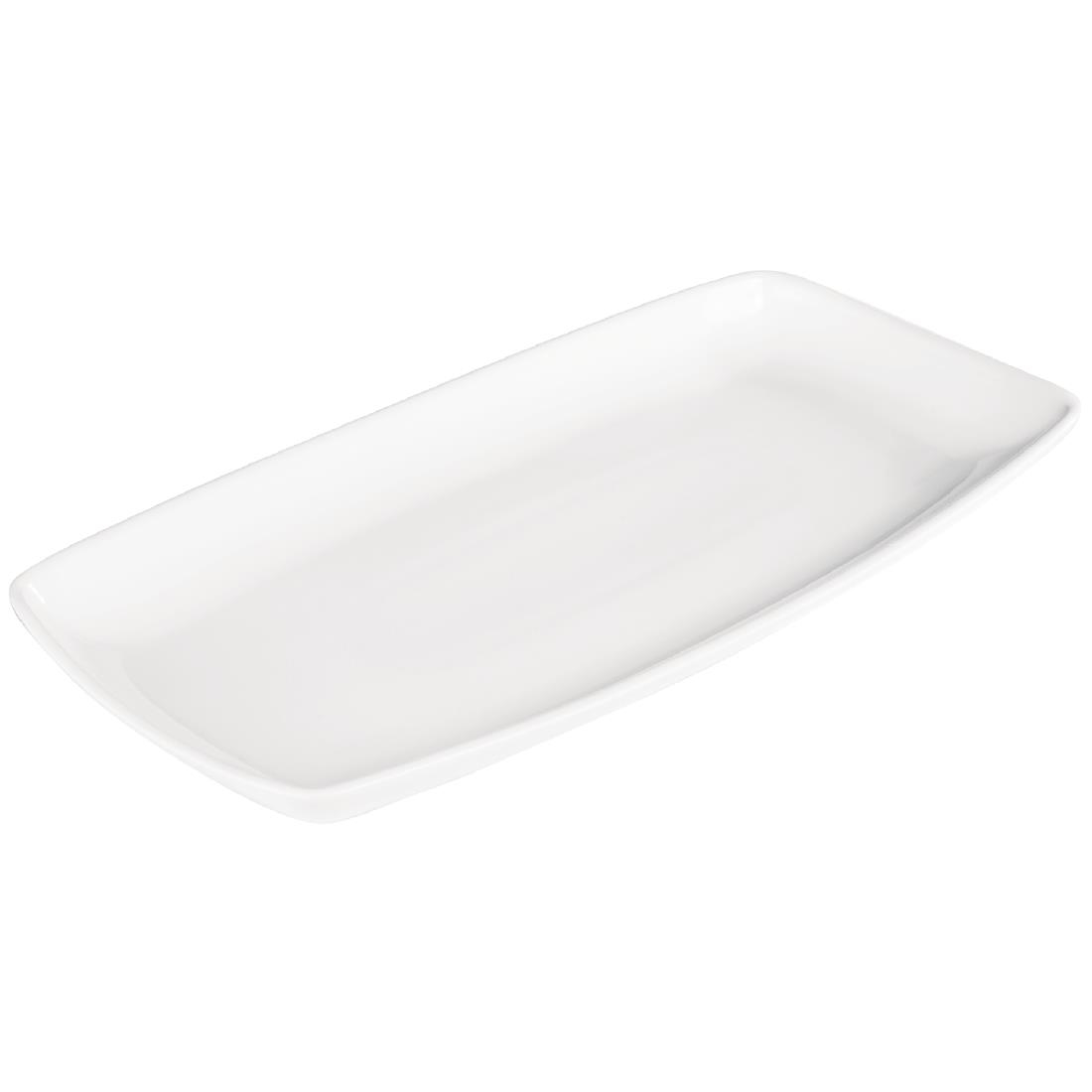 Churchill X Squared Oblong Plates 197x 102mm (Pack of 12) (DP231)