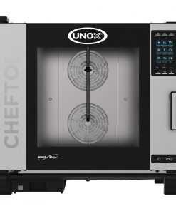 Unox Cheftop MIND Maps Plus Combi Oven 6xGN 2/1 with Commissioning (DT350-2Y)