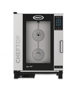 Unox Cheftop MIND Maps Plus Combi Oven 10 x GN 1/1 with Commissioning (DT360-2Y)