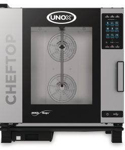 Unox Cheftop MIND Maps Plus Combi Oven 7xGN 1/1 with Commissioning (DT366-2Y)