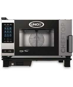 Unox Cheftop MIND Maps Plus Combi Oven 3xGN 1/1 with Install (DT377-IN)