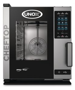 Unox Cheftop MIND Maps Plus Combi Oven 5xGN 2/3 with Commissioning (DT385-2Y)