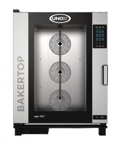 Unox BAKERTOP MIND Maps Plus 10x 600x400 Electric combi with Commissioning (DT397-2Y)