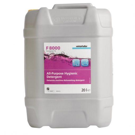 Winterhalter F8000 Hygienic Dishwasher Detergent Concentrate 20Ltr (FA175)