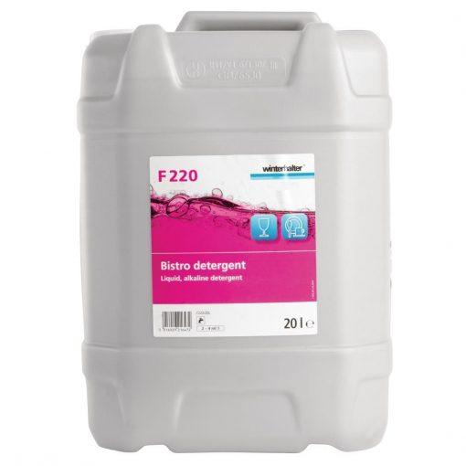 Winterhalter F220 Universal Warewashing Detergent Concentrate 20Ltr (FA177)