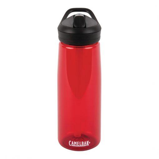 CamelBak Eddy + Reusable Water Bottle Cardinal Red 750ml / 26oz (FC820)