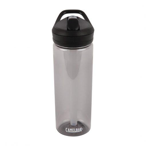 CamelBak Eddy + Reusable Water Bottle Charcoal 600ml / 21oz (FC821)