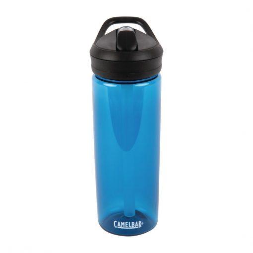 CamelBak Eddy + Reusable Water Bottle Oxford Blue 600ml / 21oz (FC822)