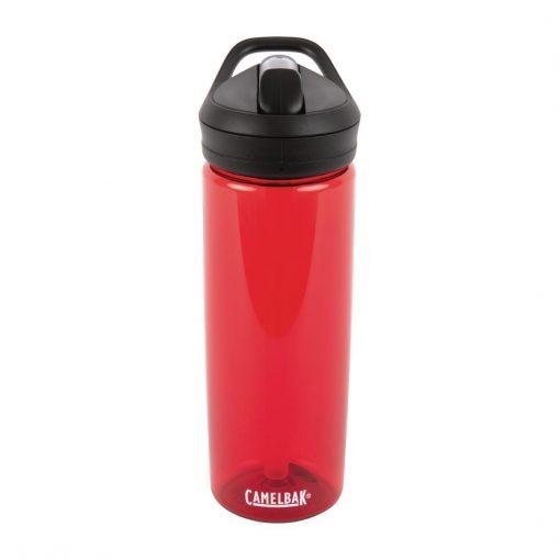 CamelBak Eddy + Reusable Water Bottle Cardinal Red 600ml / 21oz (FC823)