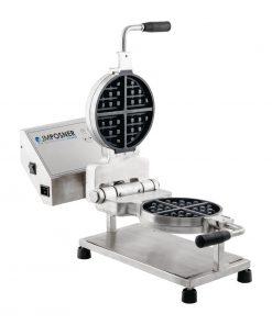 JM Posner Round Belgian Waffle Maker (GN956-BE)