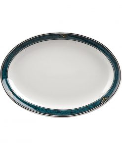 Churchill Verona Oval Platters 202mm (Pack of 12) (P630)