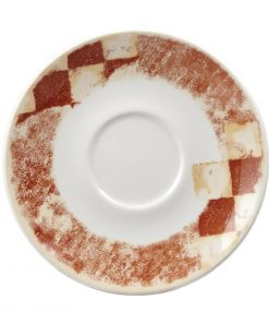 Churchill Tuscany Cappuccino Saucers 160mm (Pack of 24) (W062)